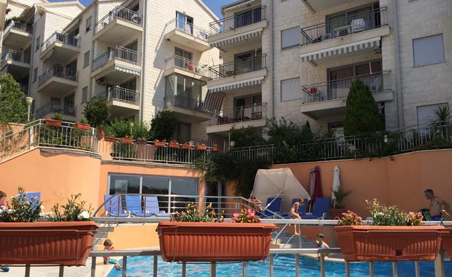 Accommodaties in Zuid-Oost Europa: Petrovac