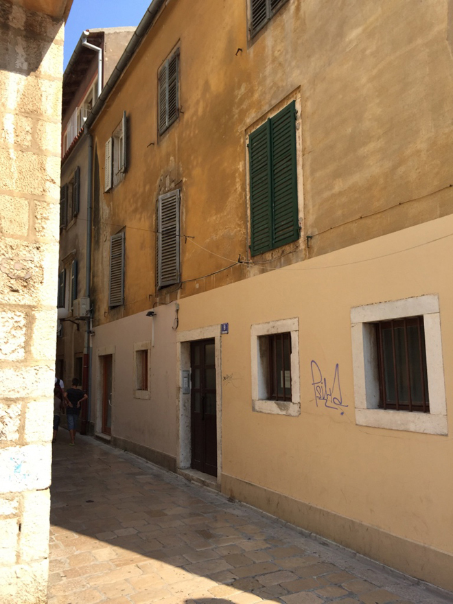 Accommodaties in Zuid-Oost Europa: Zadar