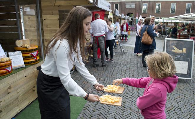 Kaasmarkt van Woerden 04