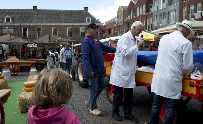 Kaasmarkt van Woerden 05
