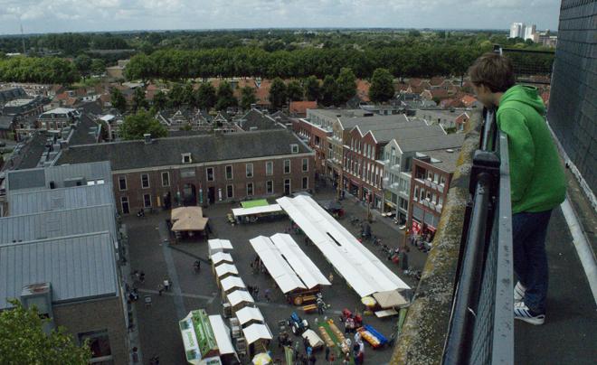 Kaasmarkt van Woerden 07