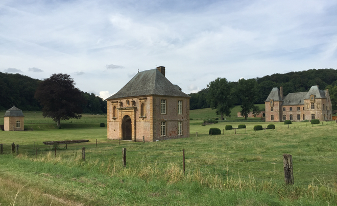 Camping in Frankrijk: Le Mont Dieu