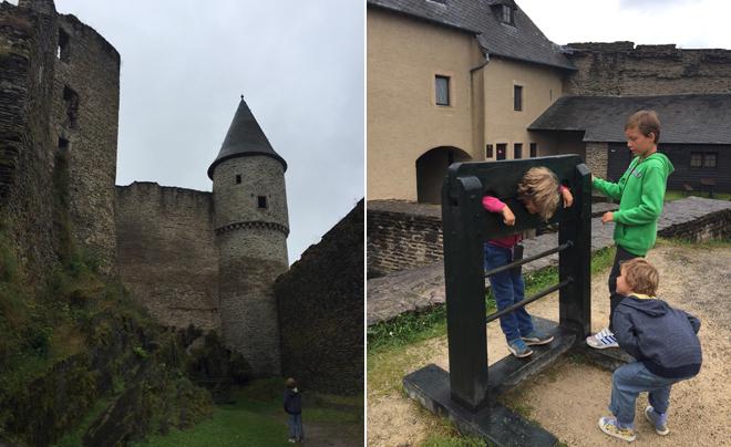 Luxemburg en Belgie: L06