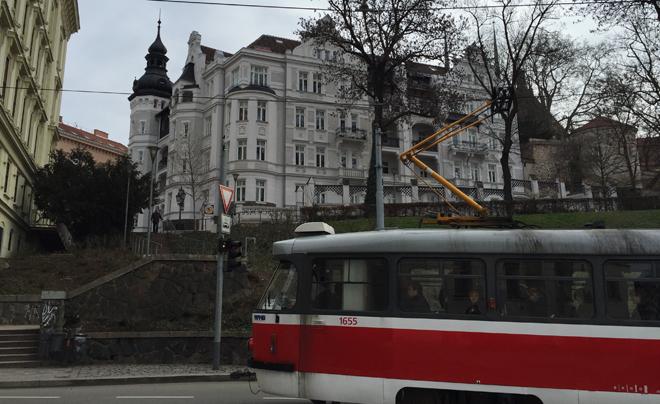 Appartement in Brno 01