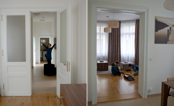 Appartement in Brno 06