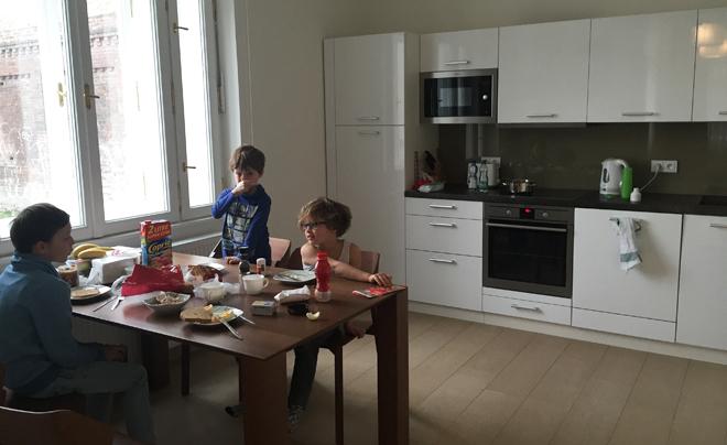 Appartement in Brno 08