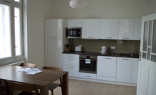 Appartement in Brno 10