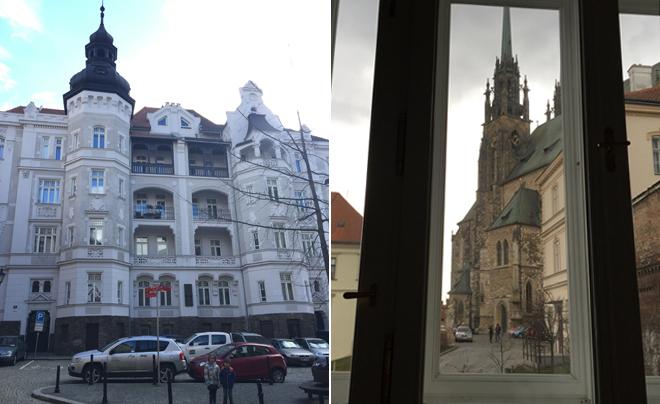 Appartement in Brno 12