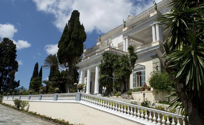 Sissi op Corfu 02