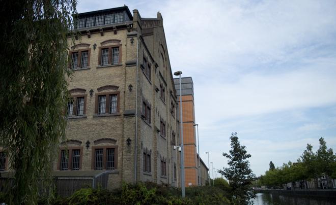 Voormalig gevangenis De Blokhuispoort 02