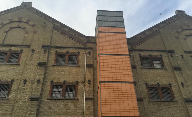 Voormalig gevangenis De Blokhuispoort 06