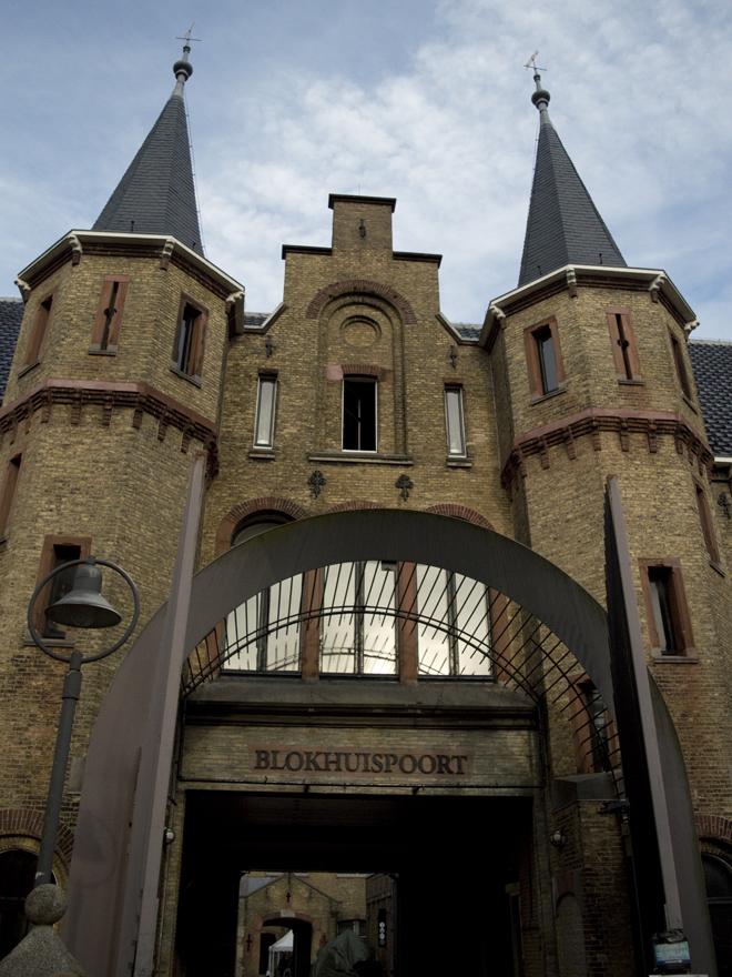 Voormalig gevangenis De Blokhuispoort 08