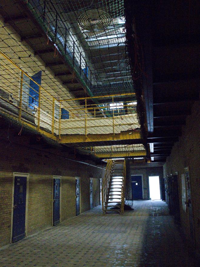 Voormalig gevangenis De Blokhuispoort 09