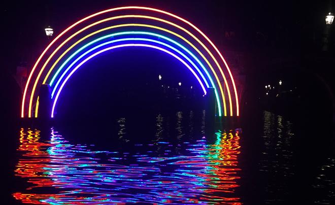 Amsterdam Light Festival 11