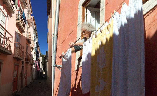 Doen in Lissabon - alfama