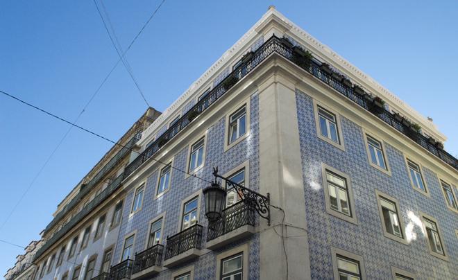Doen in Lissabon - azulejo's