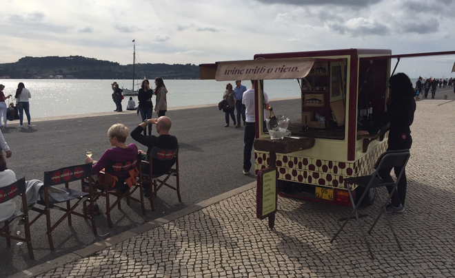 Doen in Lissabon - flaneren