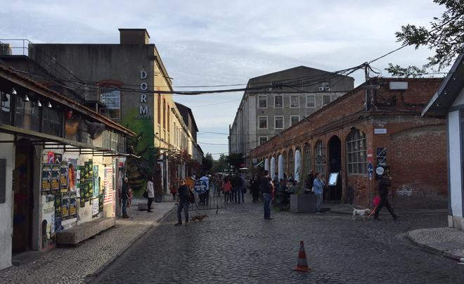 Doen in Lissabon - LXfactory
