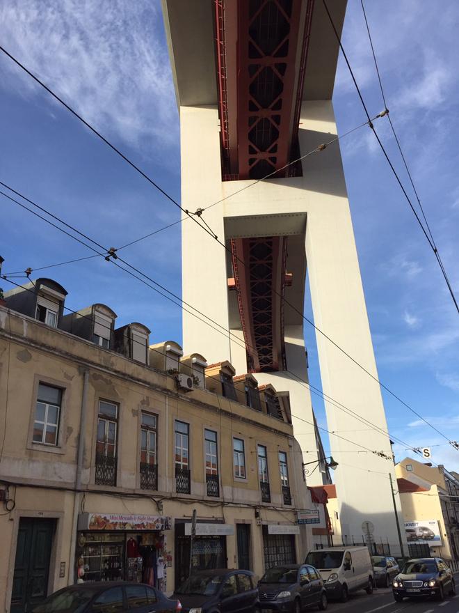 Doen in Lissabon - brug