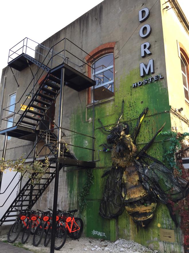 street art in Lissabon (LX Factory 01)