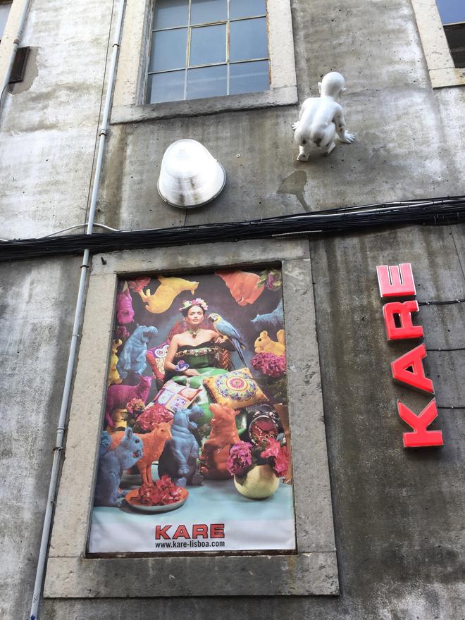 street art in Lissabon (LX Factory 02)