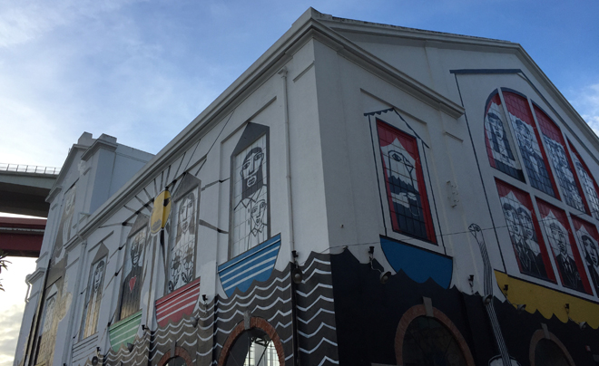 street art in Lissabon (LX Factory 04)