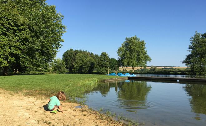 La Samaritaine; een leuke camping in Noord-Frankrijk 06