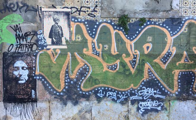 street art in Lissabon (overzijde Taag 02)