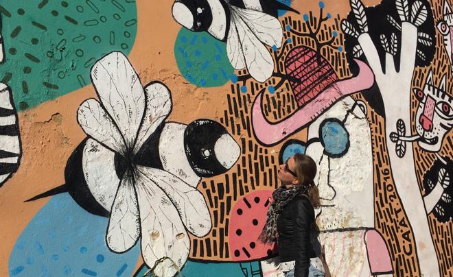 street art in Lissabon (Alfama 03)