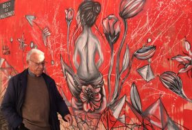 street art in Lissabon (Alfama 04)