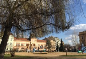 Parken in Brno - Park Nam 28 Rijna 01