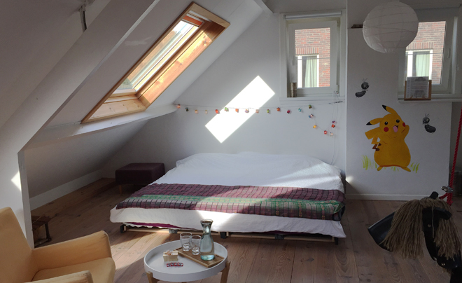 Privekamer via airbnb 01