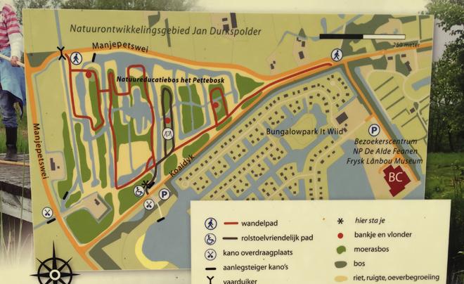 Nationaal Park De Alde Feanen met kinderen - Pettebosk 02