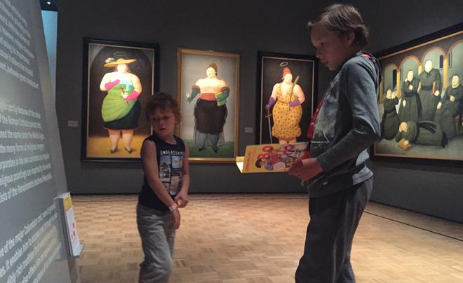 Kunst kijken met kinderen - Botero 01