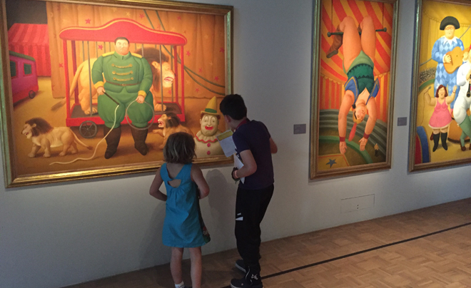Kunst kijken met kinderen - Botero 02