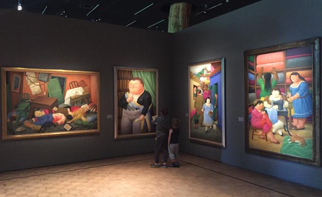 Uitzonderlijk Kijken naar kunst met kinderen in een museum @ET07