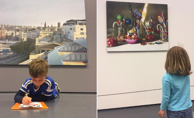 Kunst kijken met kinderen - Hyperrealisme 03