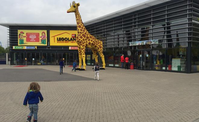 LEGOLAND Discovery Centre in Oberhausen 13