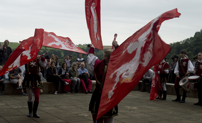 Middeleeuws Festival in Kasteel Vianden 11