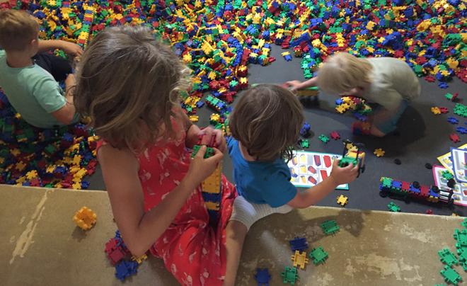 Met de kinderen naar plaswijckpark in Rotterdam 01