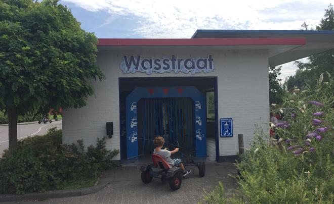 Met de kinderen naar plaswijckpark in Rotterdam 23