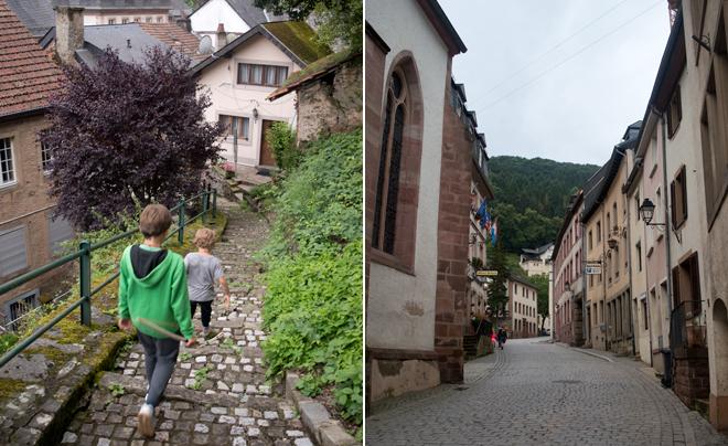 Middeleeuws Festival in Kasteel Vianden 26