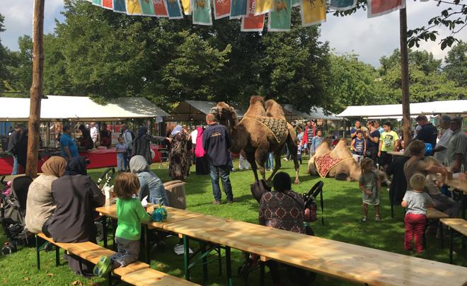 de leukste gratis activiteiten om met kinderen te doen - festival