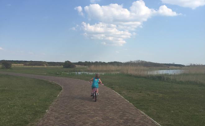 de leukste gratis activiteiten om met kinderen te doen - fietsen