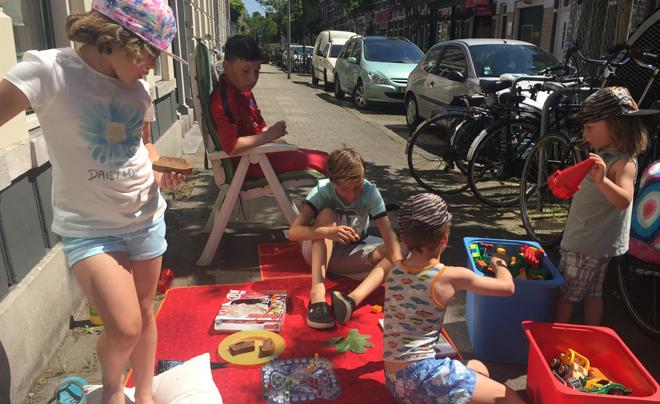 de leukste gratis activiteiten om met kinderen te doen - picknick