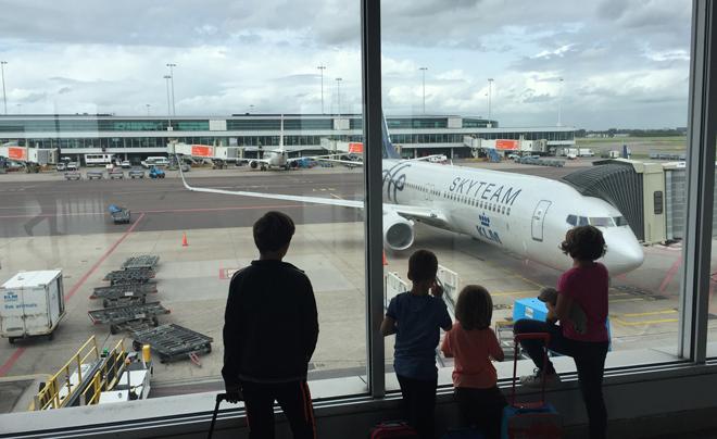 reizen alleenstaande ouders
