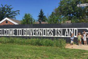Met kinderen naar Governors Island; ontspanning met een vleugje historie