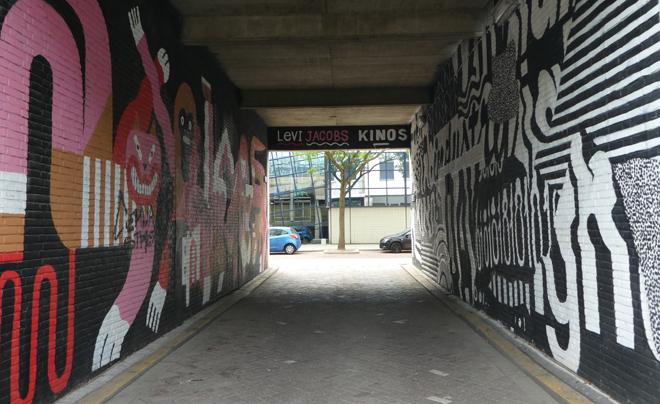Streetart in Rotterdam 01