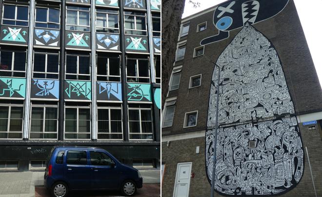 Streetart in Rotterdam 03