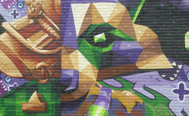 Streetart in Rotterdam 06